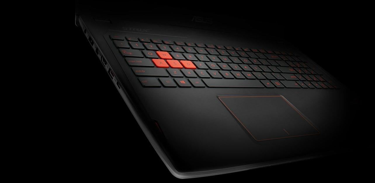 Laptop ASUS ROG Strix GL502VS i7 poswietlana klawiatura