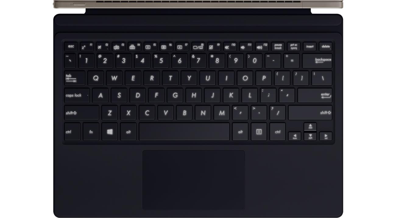 Transformer 3 Pro podswietlana klawiatura