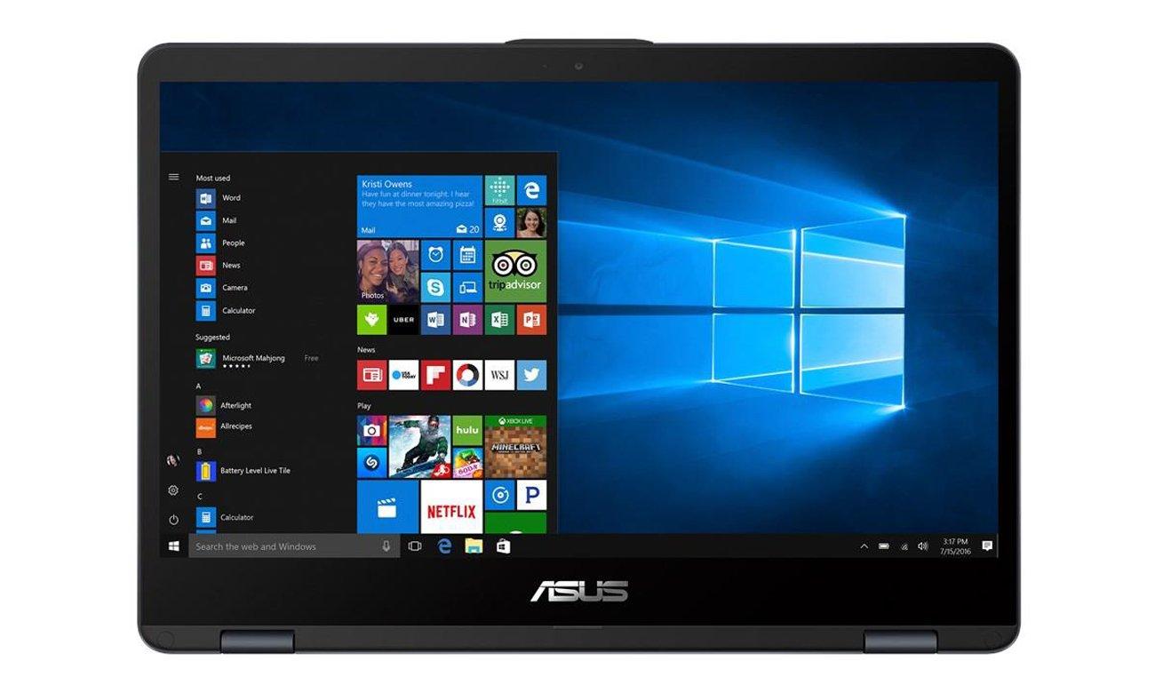 ASUS VivoBook Flip 14 intel UHD