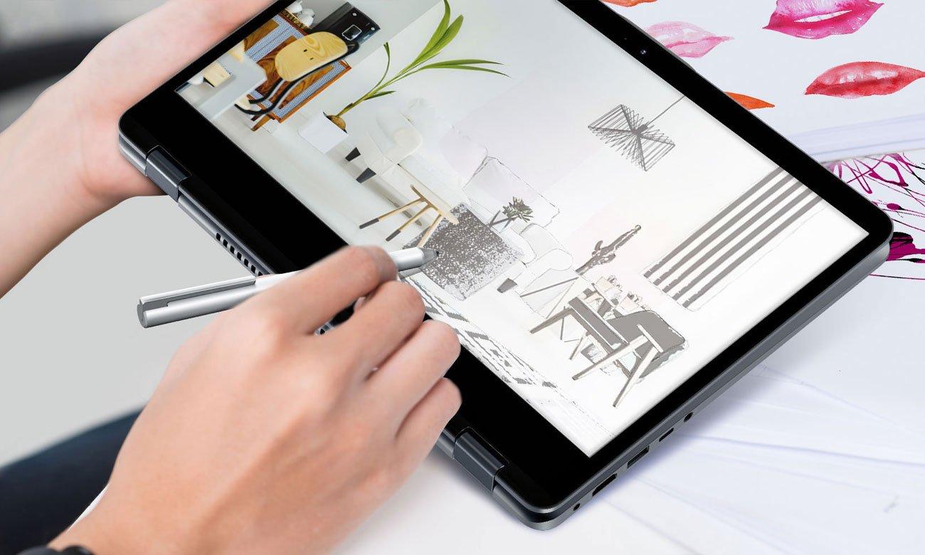 ASUS VivoBook Flip 14 dotykowy ekran z rysikiem ASUS Pen