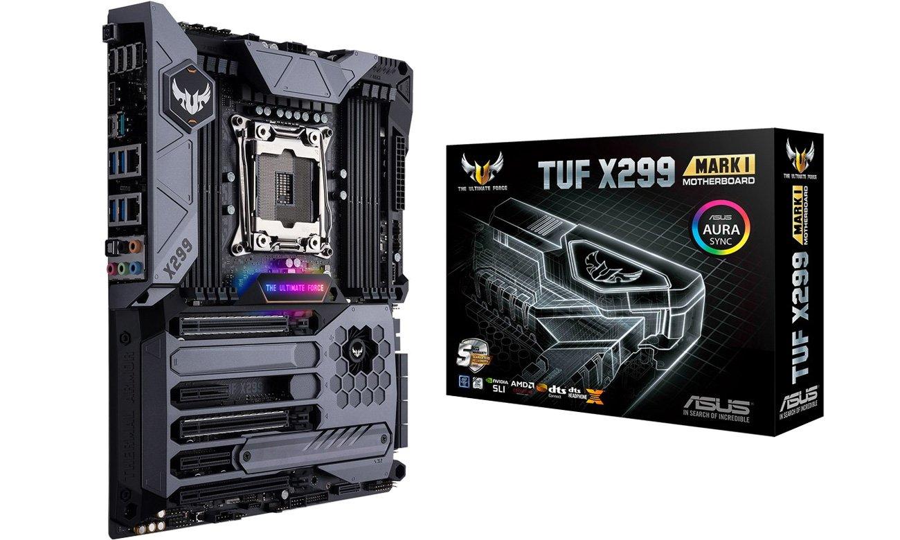 Płyta główna Socket 2066 ASUS TUF X299 MARK 1 (DDR4)