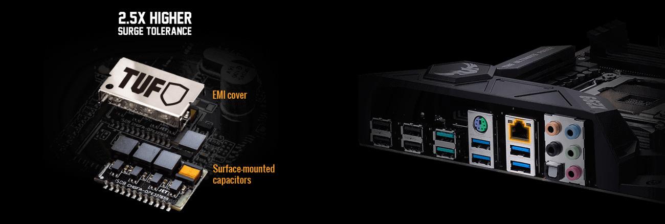ASUS TUF X299 MK2 Intel Gigabit LAN