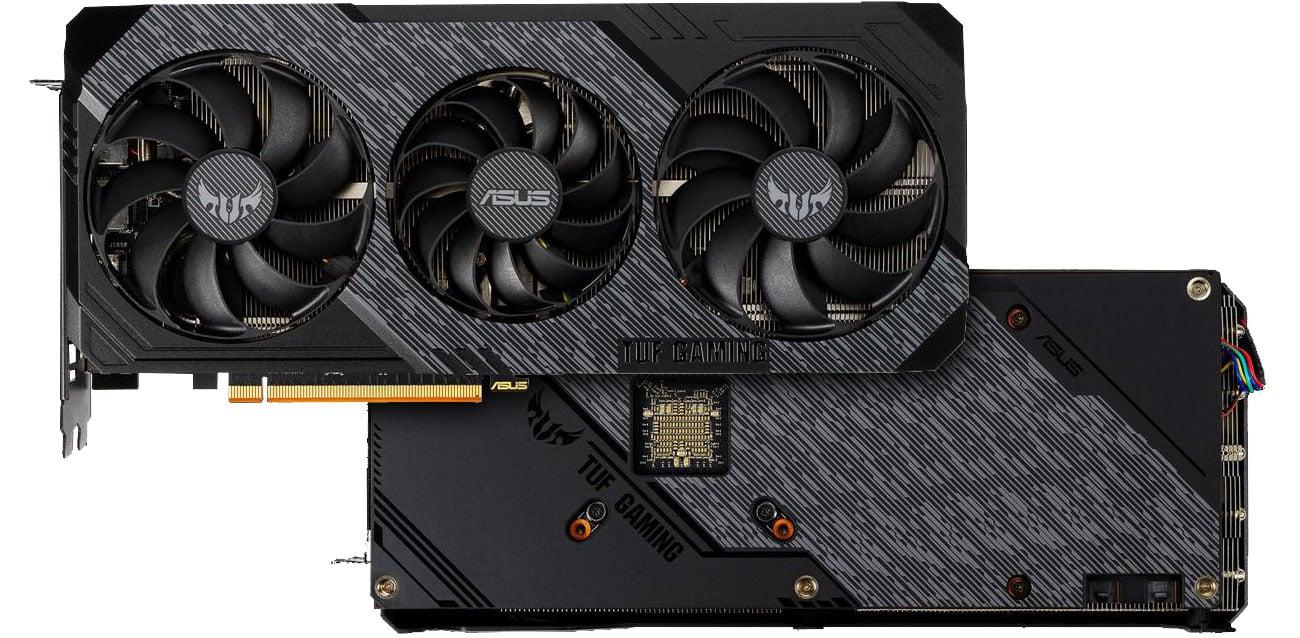 ASUS Radeon RX 5600 XT TUF Gaming EVO OC