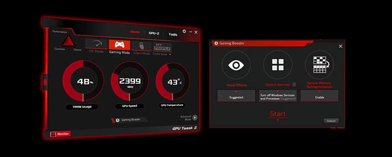 ASUS GPU Tweak II