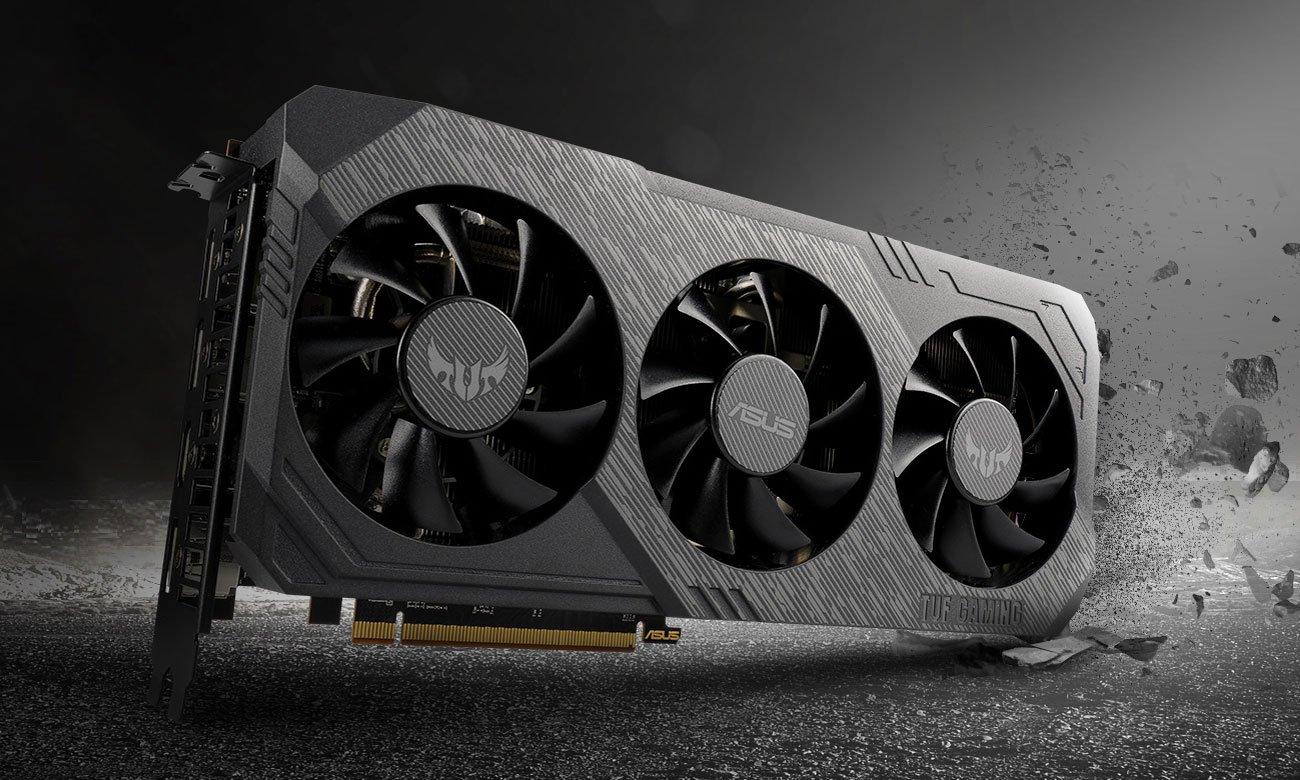 ASUS Radeon RX 5700 XT TUF OC
