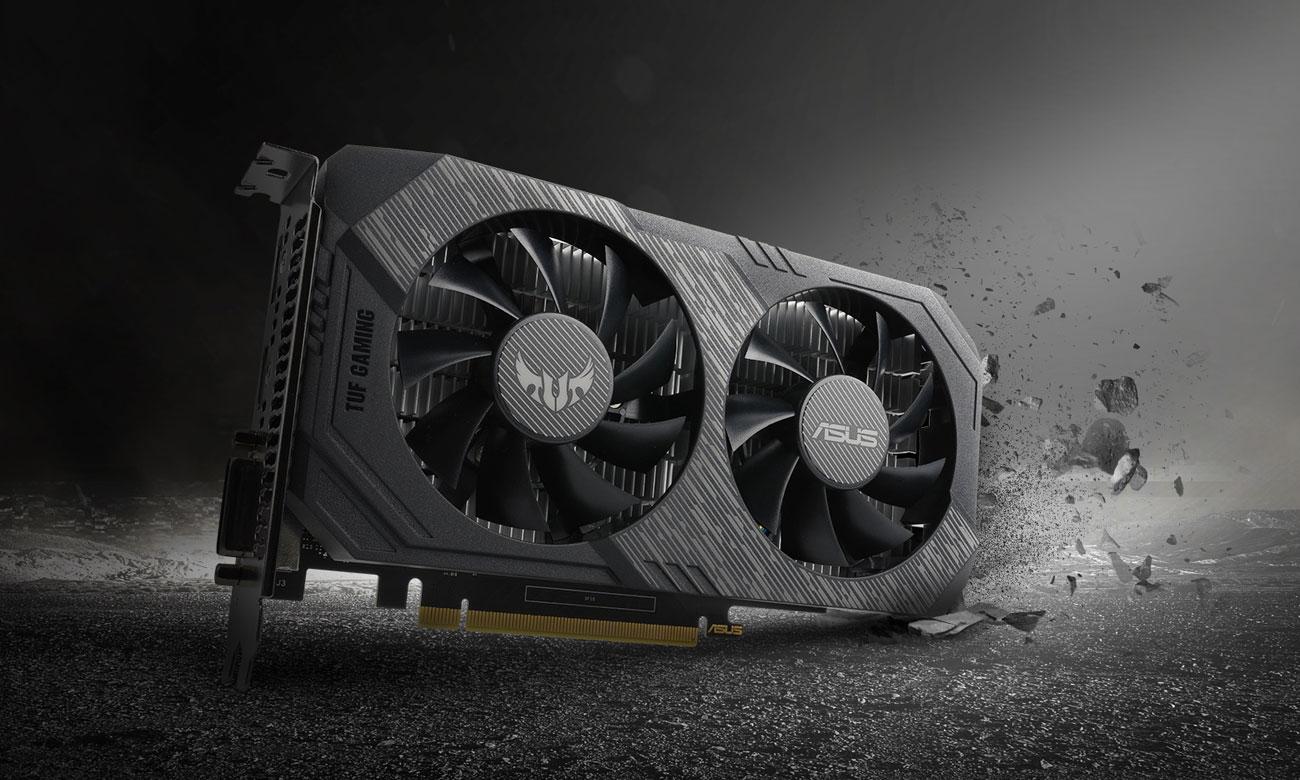 ASUS GeForce GTX 1650 TUF Gaming OC