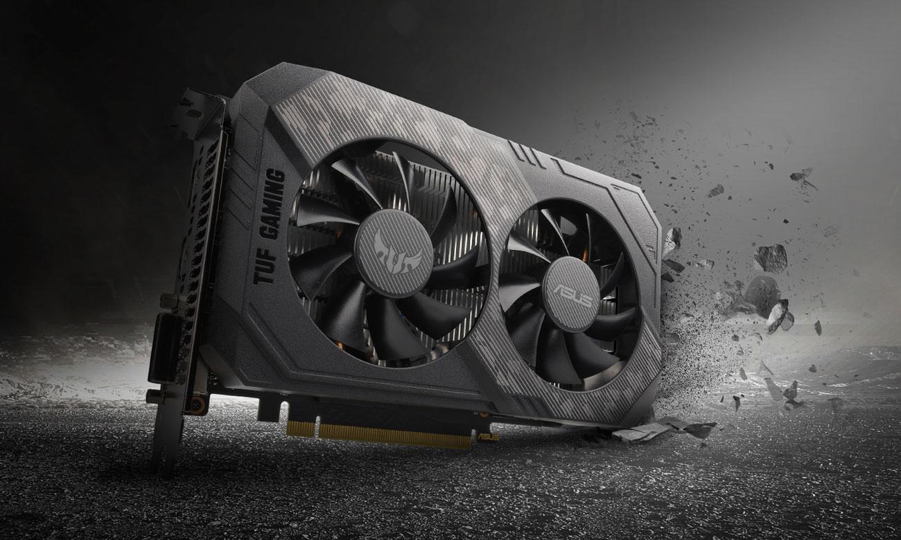 ASUS GeForce GTX 1650 SUPER TUF Gaming
