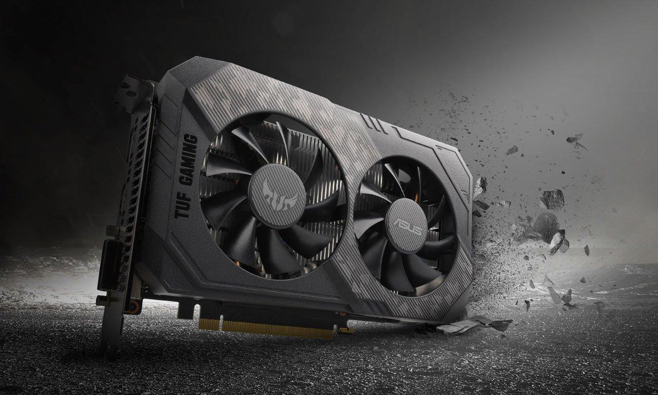 ASUS GeForce GTX 1650 SUPER TUF Gaming OC