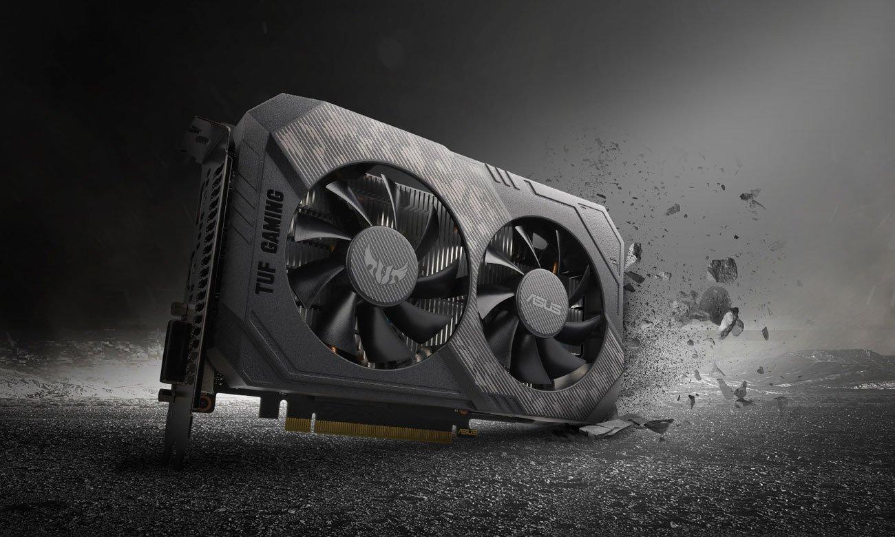 ASUS GeForce GTX 1660 SUPER TUF Gaming OC -