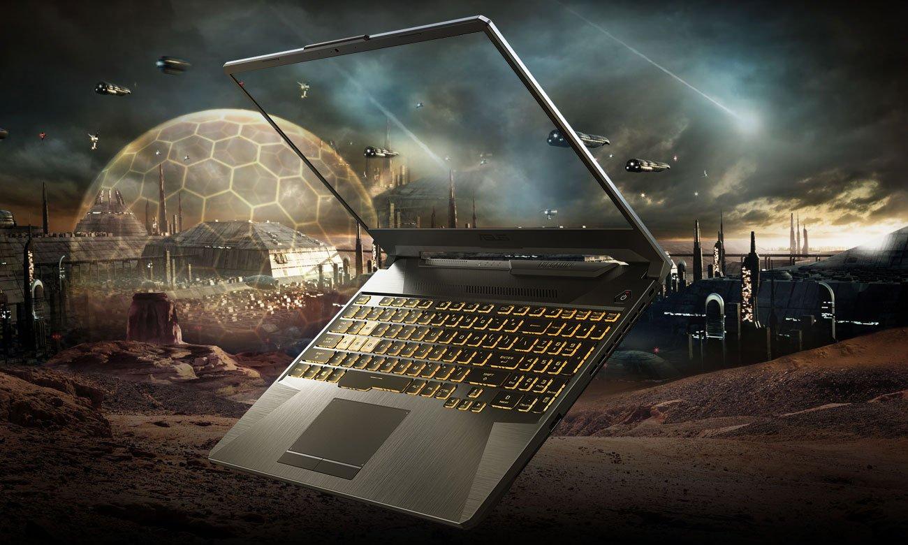 ASUS TUF Gaming F15 ekran