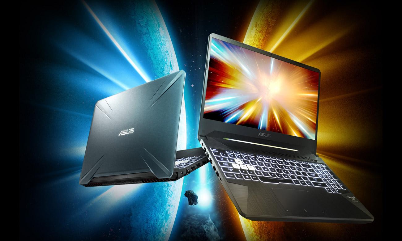 Laptop gamingowy ASUS TUF Gaming FX505GT