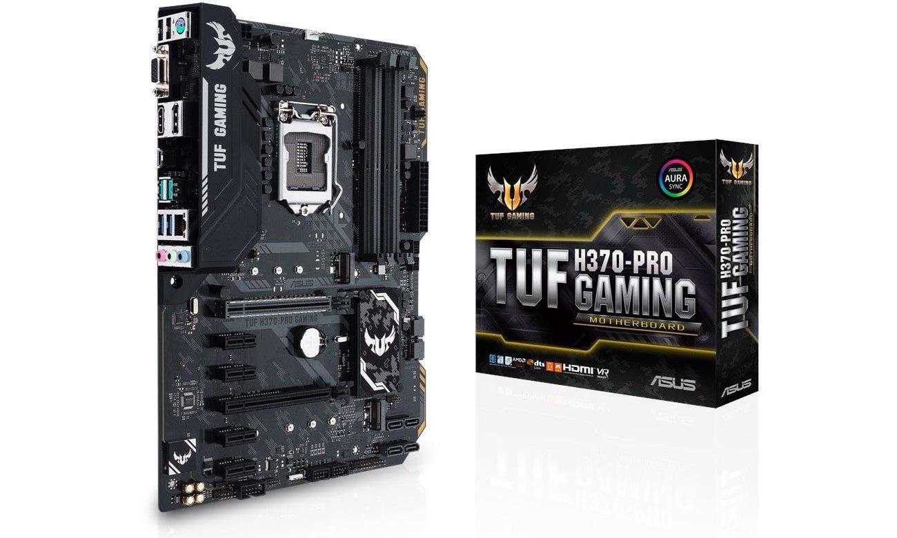 ASUS TUF H370-PRO GAMING Gamingowa płyta główna