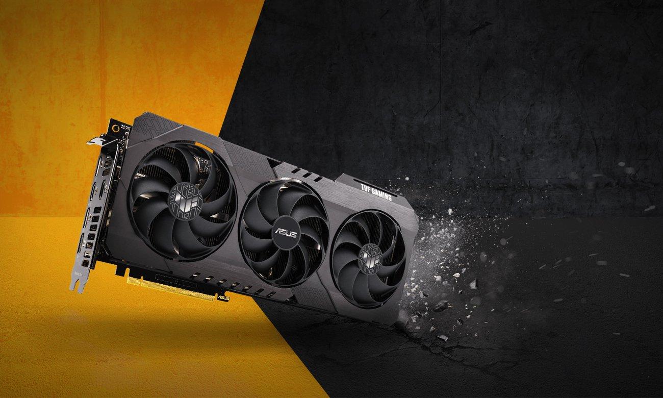 Karta graficzna ASUS GeForce RTX 3070 Gaming OC 8GB GDDR6
