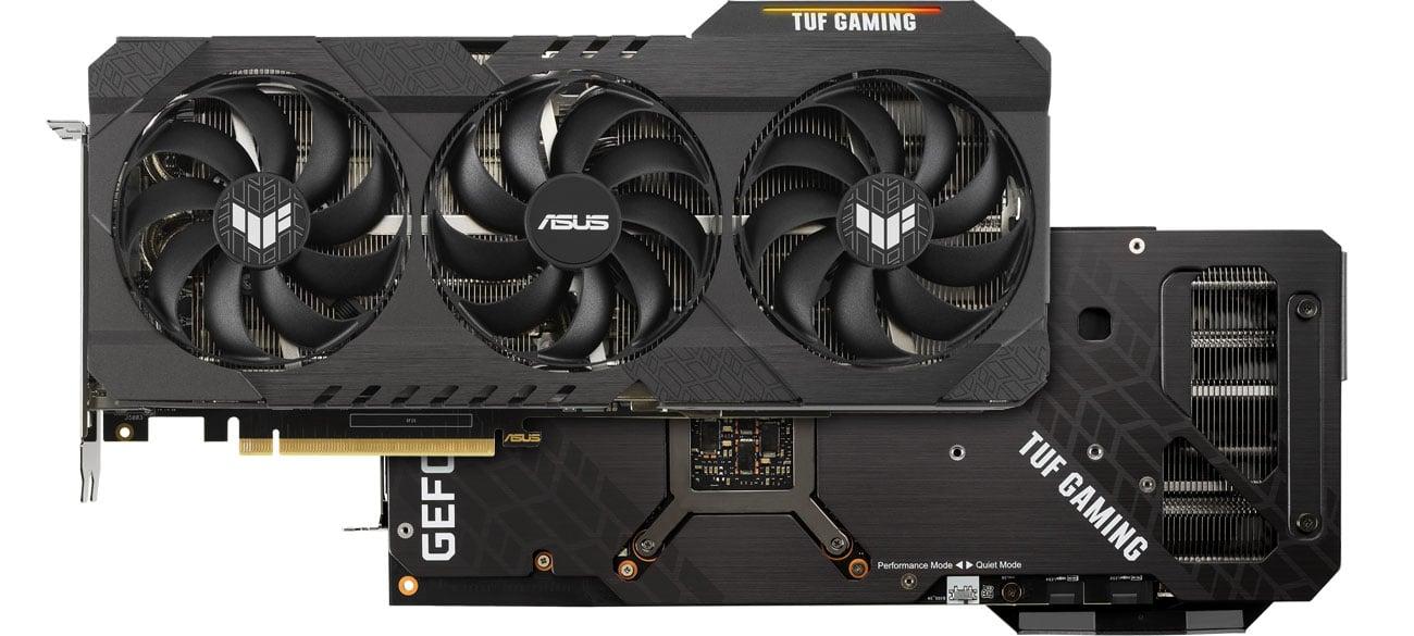 ASUS GeForce RTX 3070 Ti TUF Gaming OC 8 GB