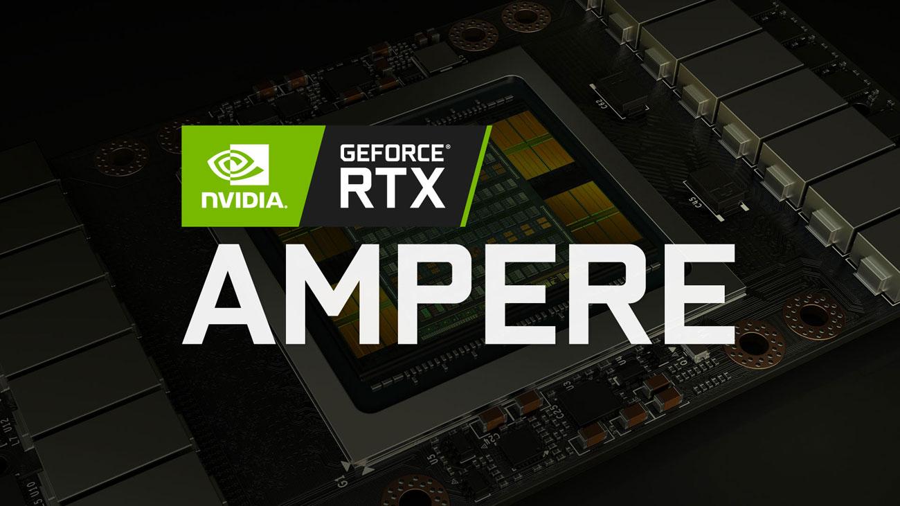 Niesamowita wydajność dzięki architekturze NVIDIA Ampere