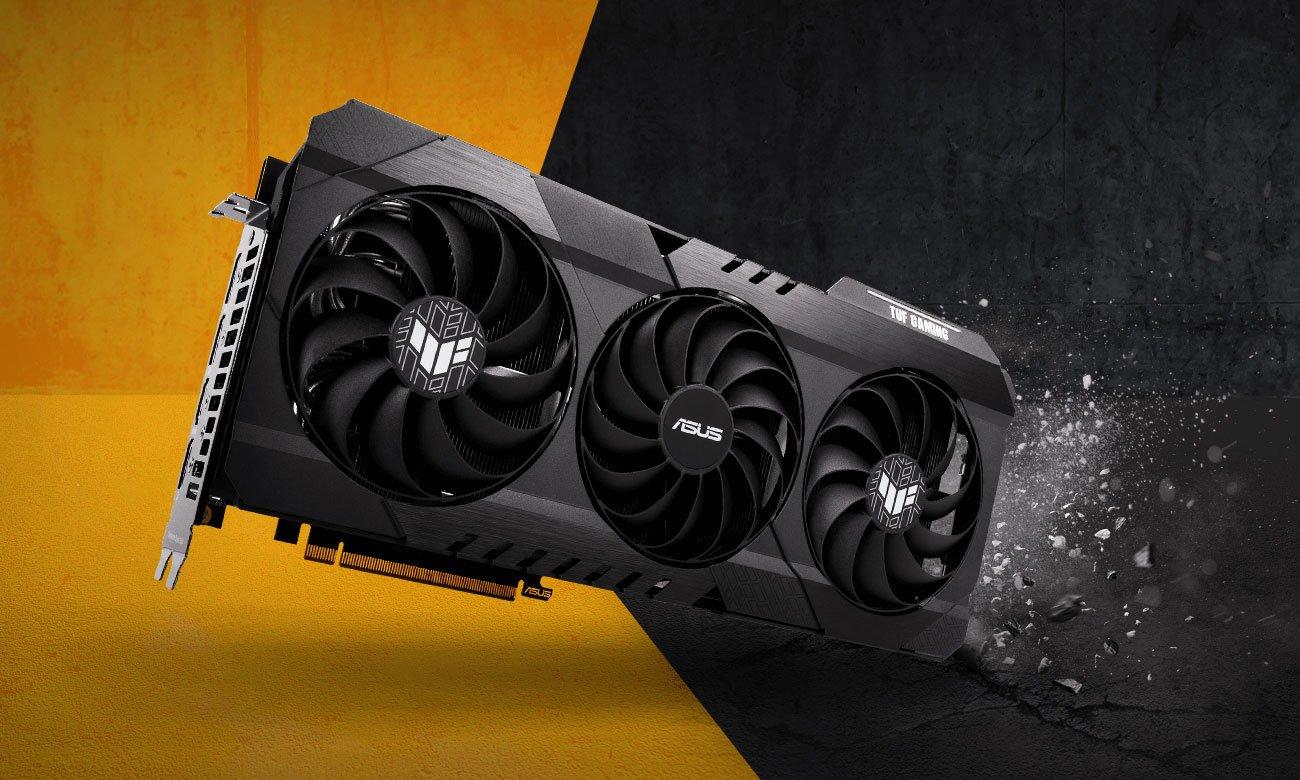 ASUS Radeon RX 6700 XT TUF GAMING OC 12GB