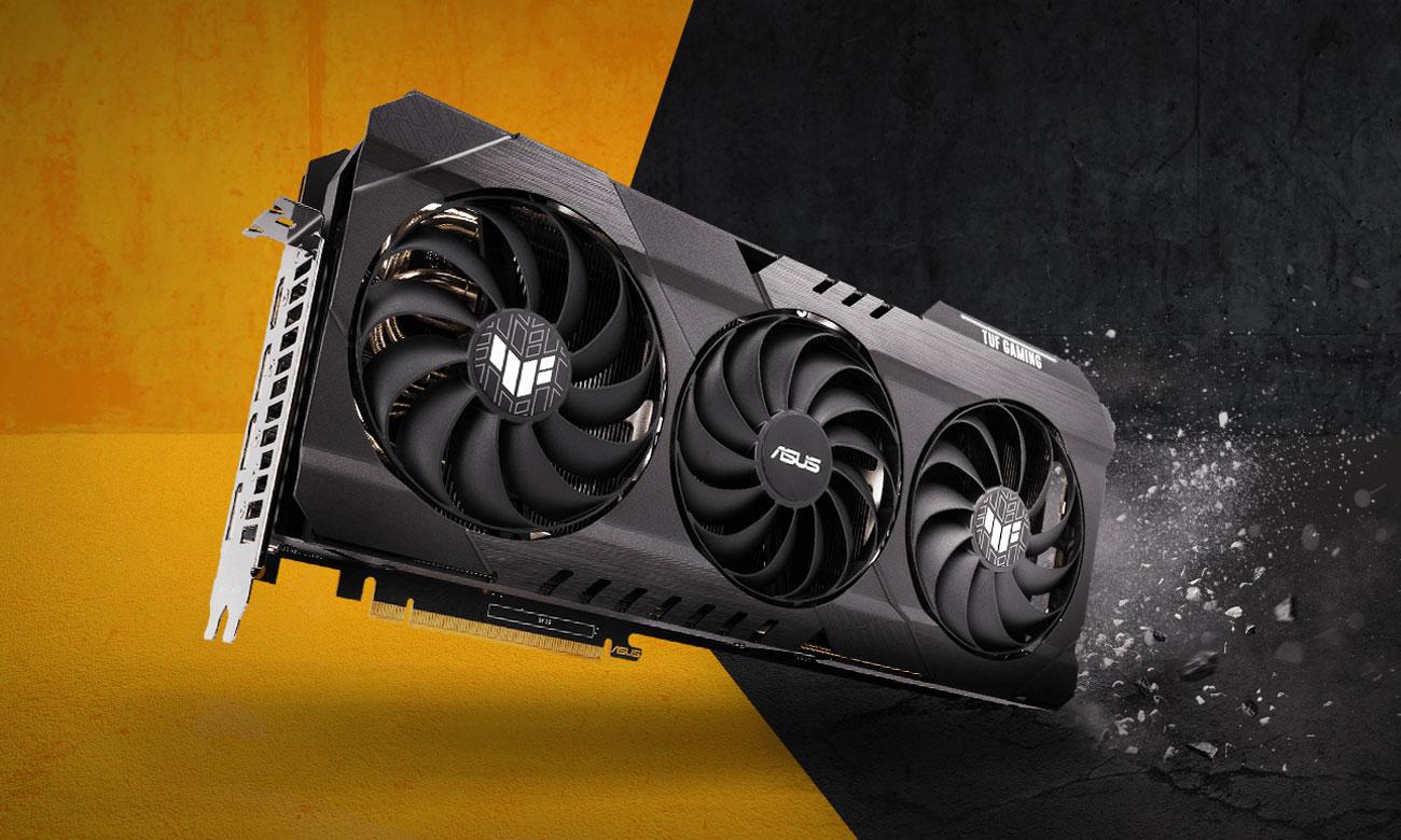 ASUS Radeon RX 6900 XT TUF GAMING OC Edition