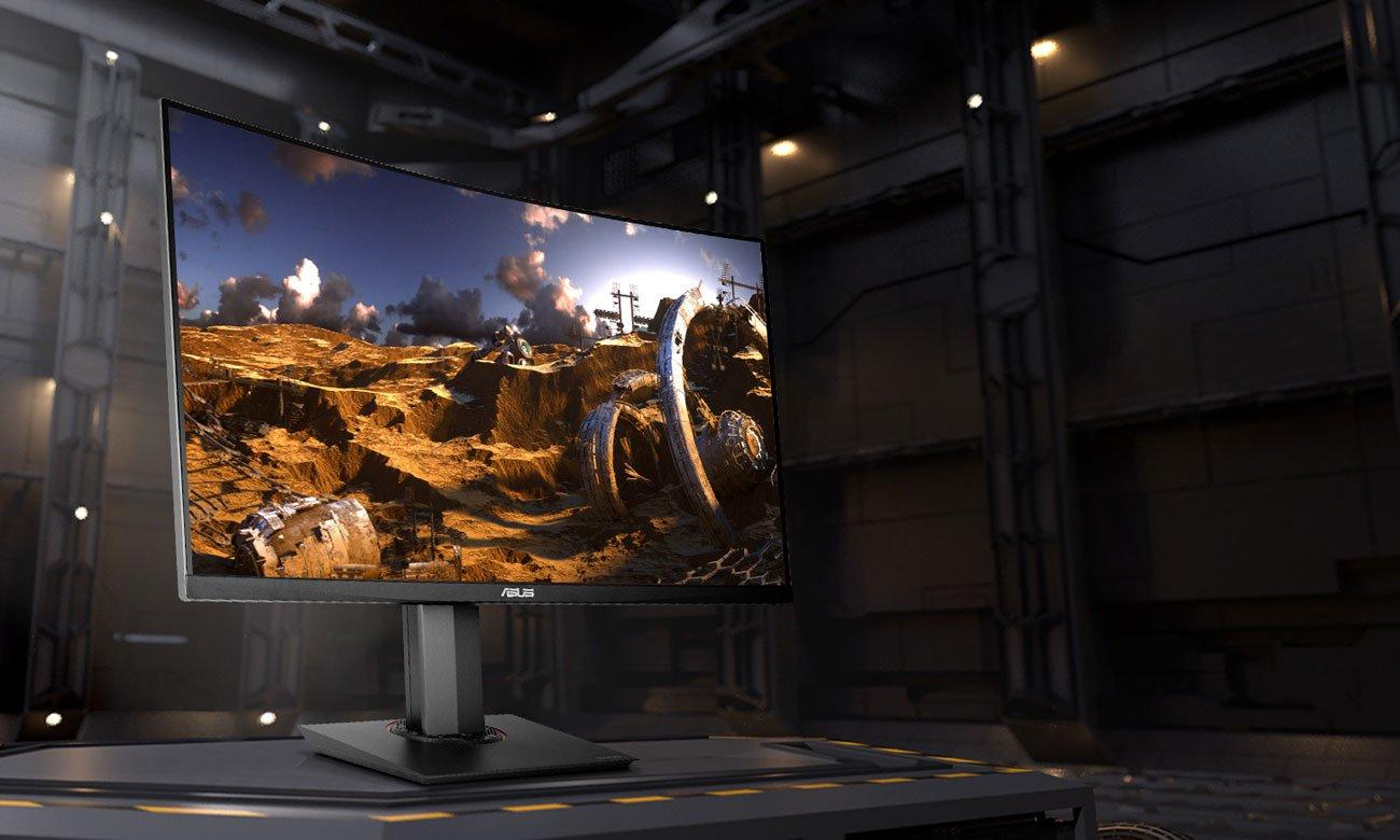ASUS TUF Gaming VG32VQ - Ekran 1800R