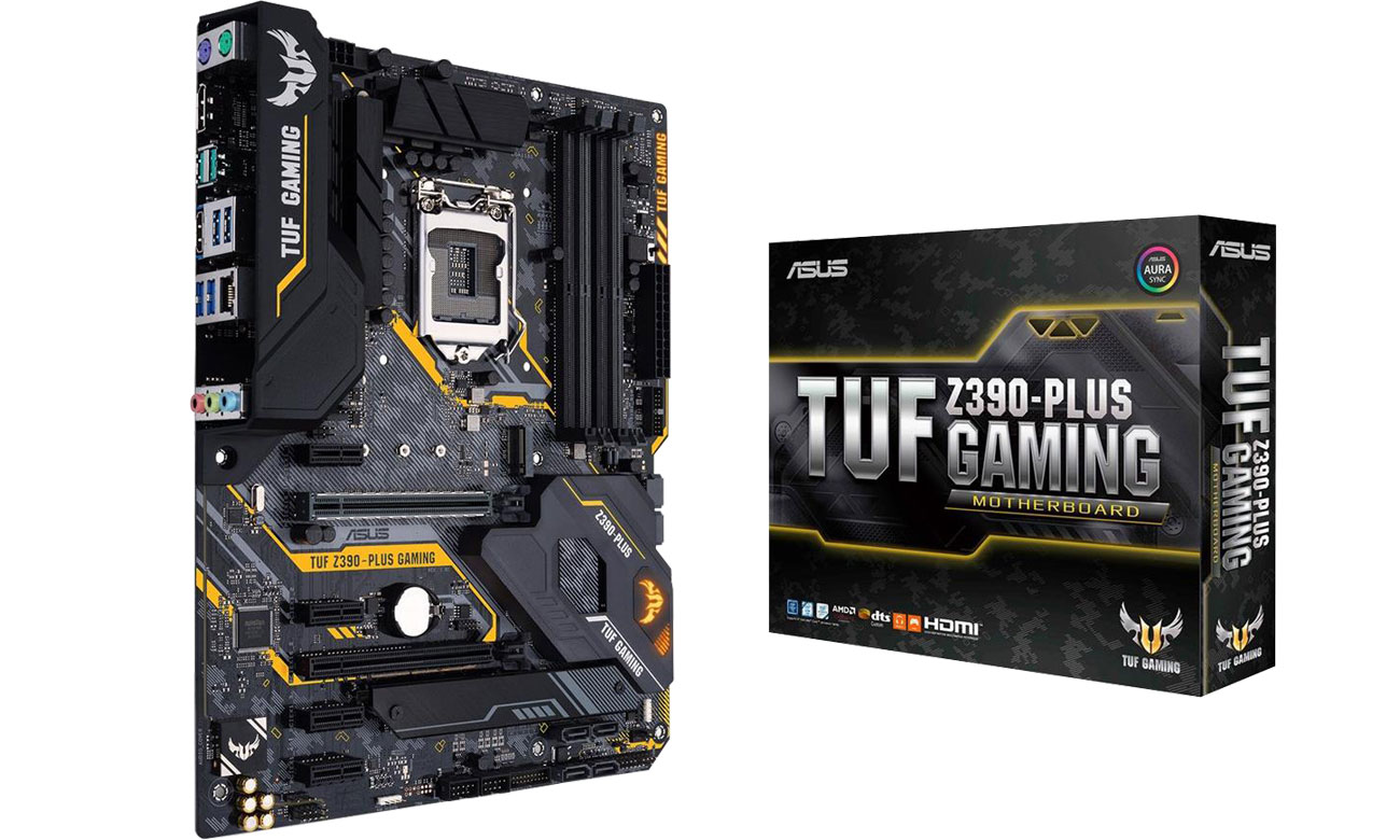TUF Gaming Mainboard ASUS Z390 PLUS