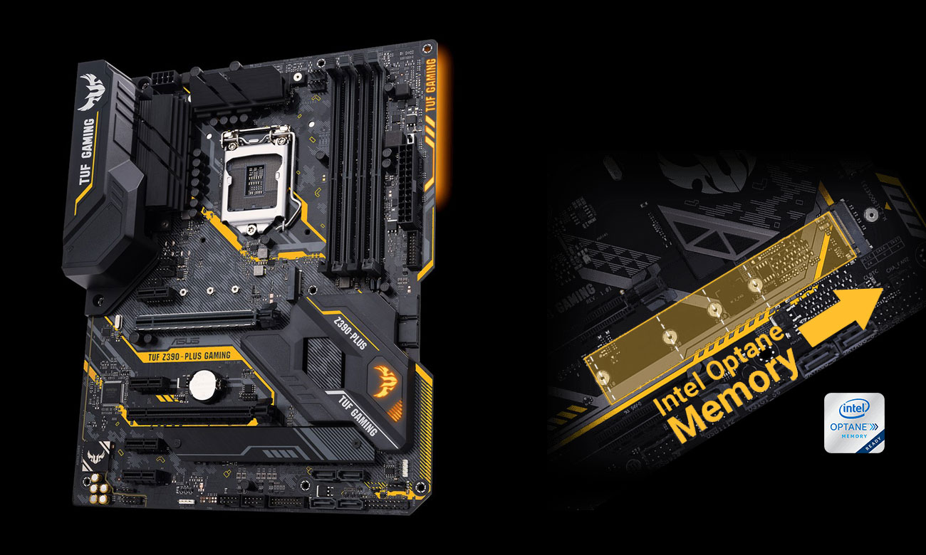 ASUS TUF Z390-PLUS GAMING Złącze M.2