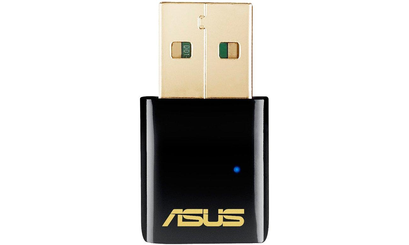 ASUS USB-AC51 widok z góry
