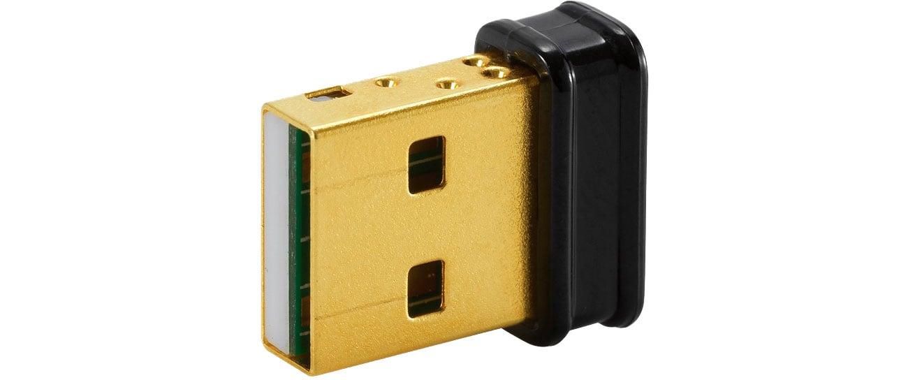 ASUS USB-N10 Nano B1 - Złącze USB