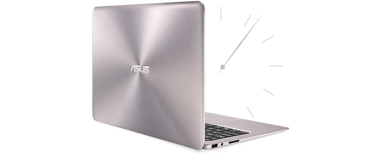 ASUS ZenBook UX306UA bez ograniczeń 12 godzin pracy bateria