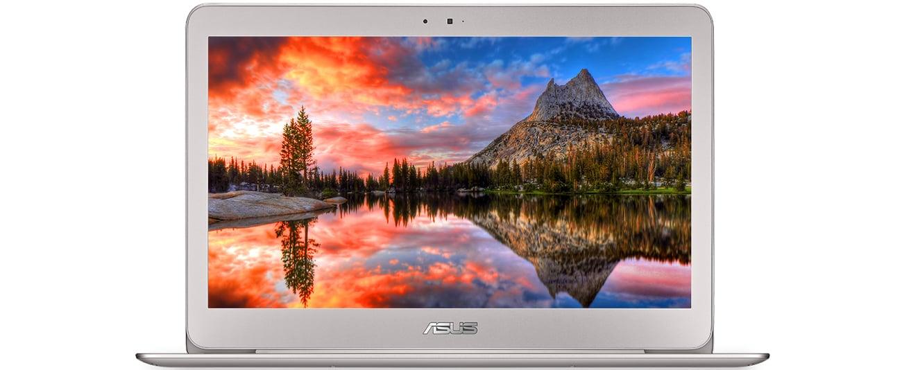 ASUS ZenBook UX306UA szczegółowy wyświetlacz