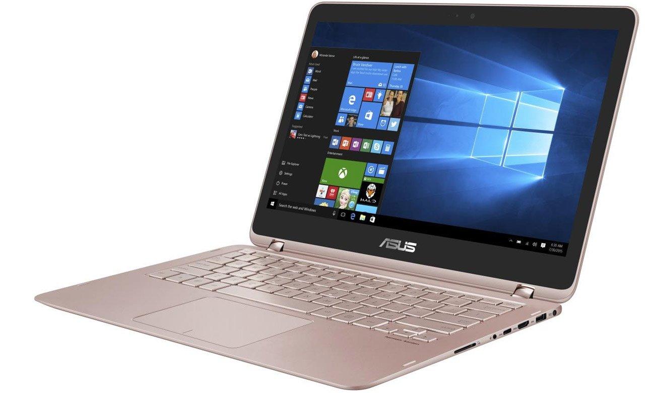 ASUS ZenBook UX360UAK procesor