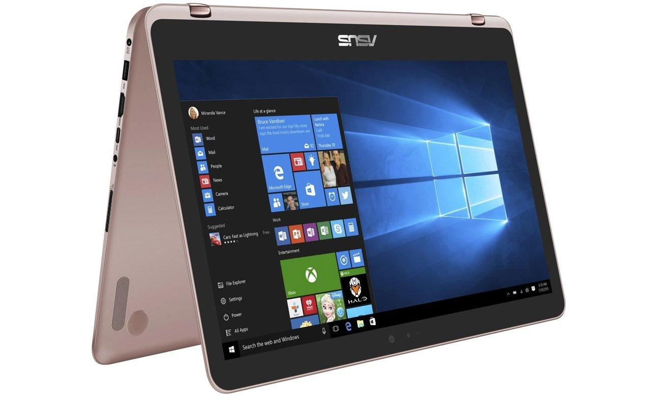 ASUS ZenBook UX360UAK zawias 360