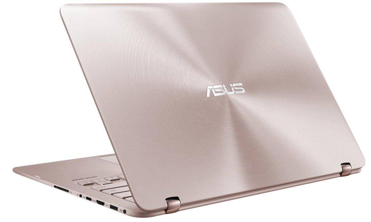 ASUS ZenBook UX360UAK czas pracy na baterii