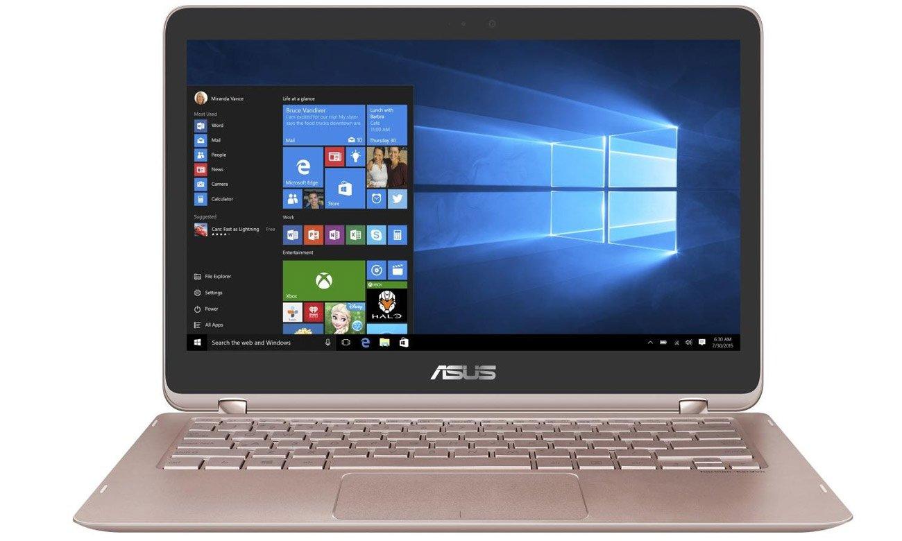 ASUS ZenBook UX360UAK Wi-Fi
