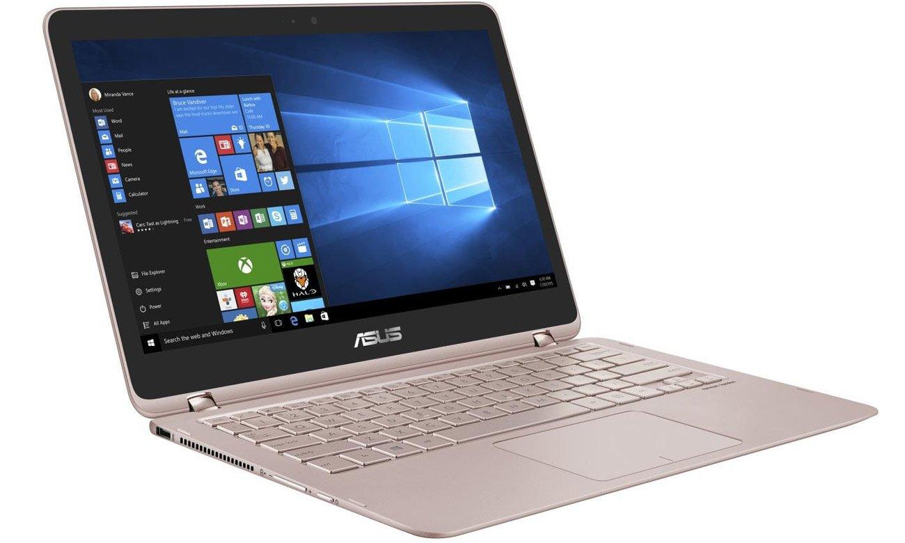 ASUS ZenBook UX360UAK USB typu C
