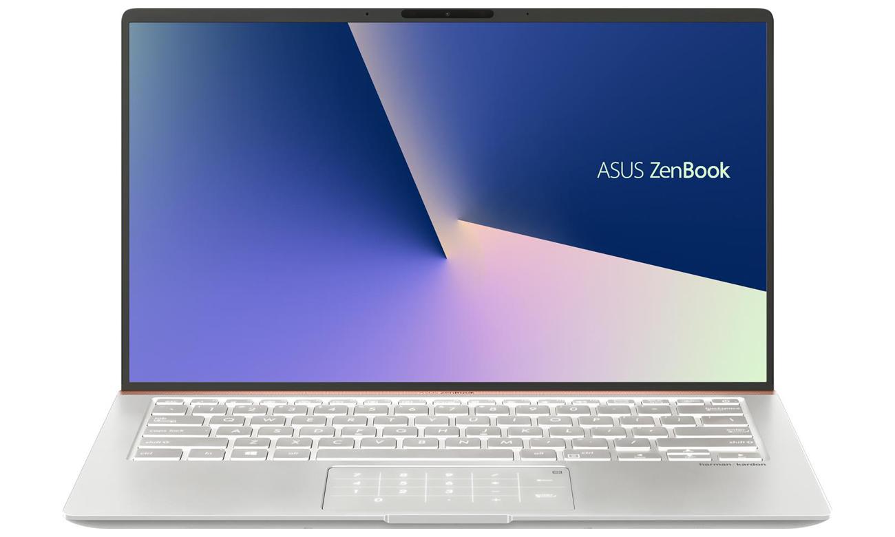 Karta graficzna GeForce MX150 w ASUS ZenBook UX433FN