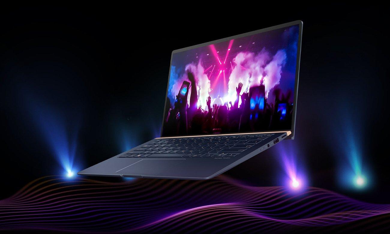 ASUS ZenBook UX433FN dźwięk Harman Kardon