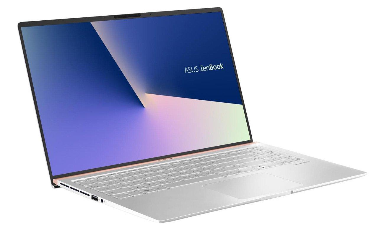 ASUS ZenBook UX533 wydajność