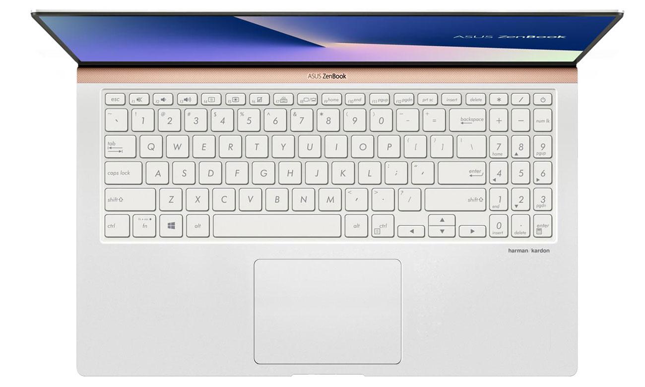 ASUS ZenBook UX533 produktywność