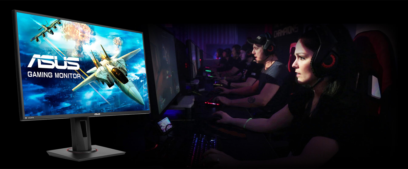 Gamingowy monitor ASUS VG278Q