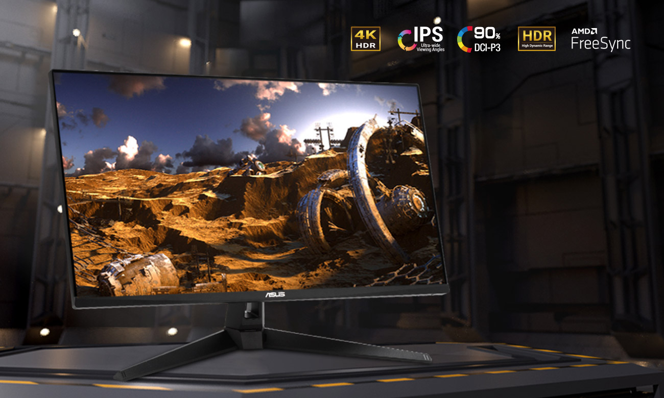 Monitor gamingowy ASUS TUF VG289Q1A 4K