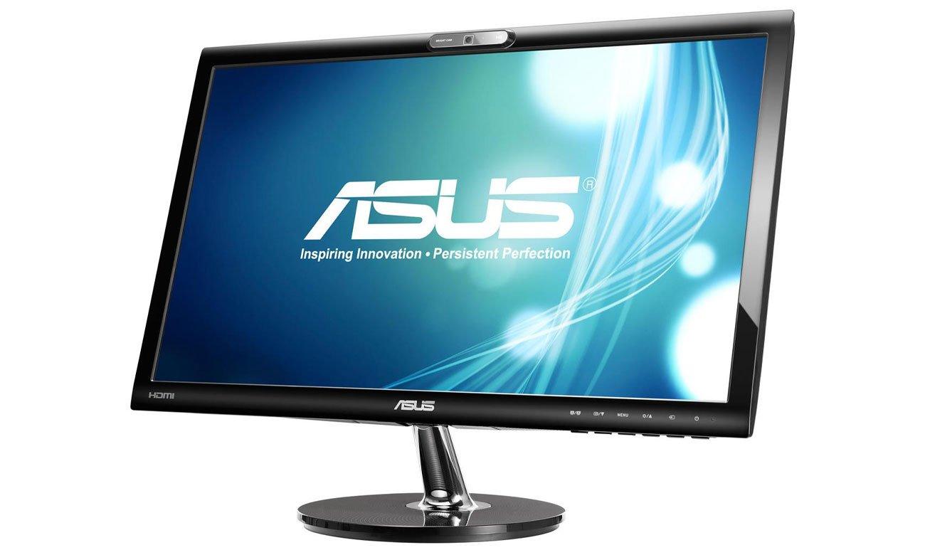 ASUS VK228H technologia splendid video intelligence