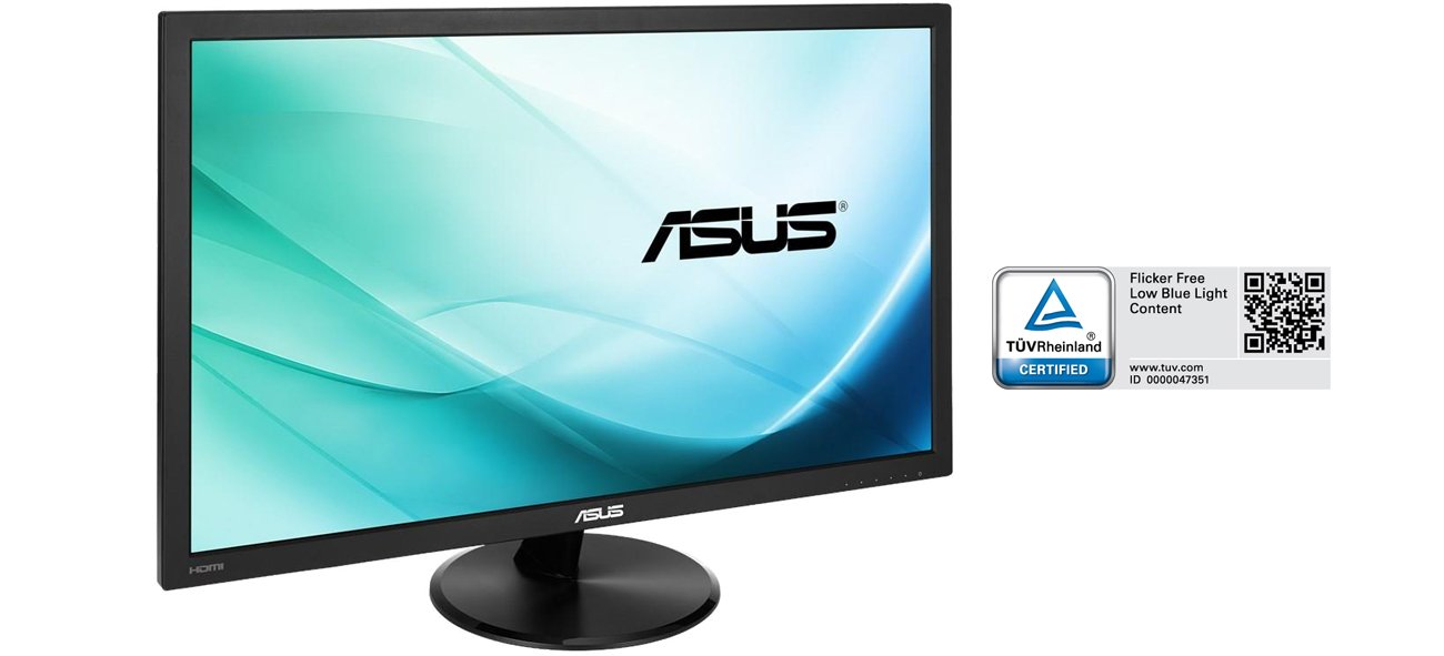 ASUS VP228HE ASUS Eye Care