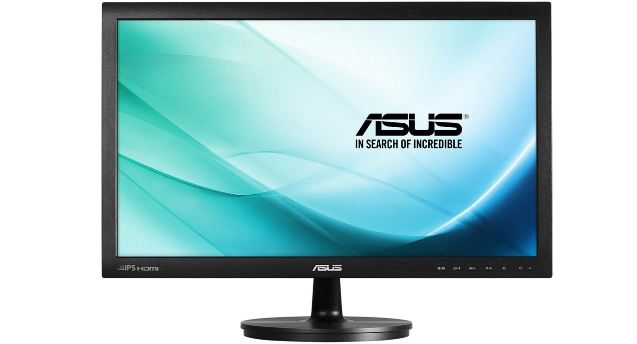 ASUS Smart Contrast Ratio, Full HD, HDMI, FHD
