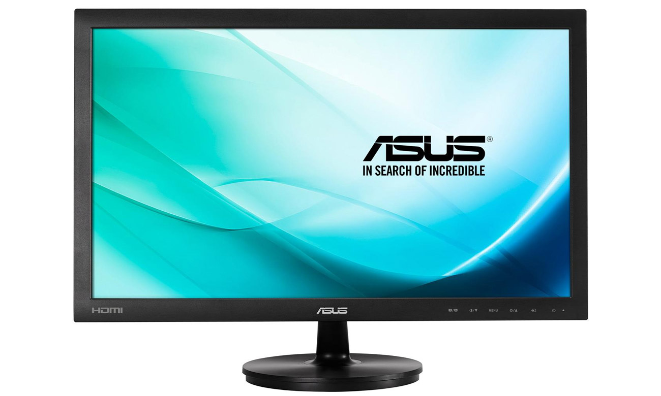 Technologia Smart View, aspect control function w ASUS VS247HR