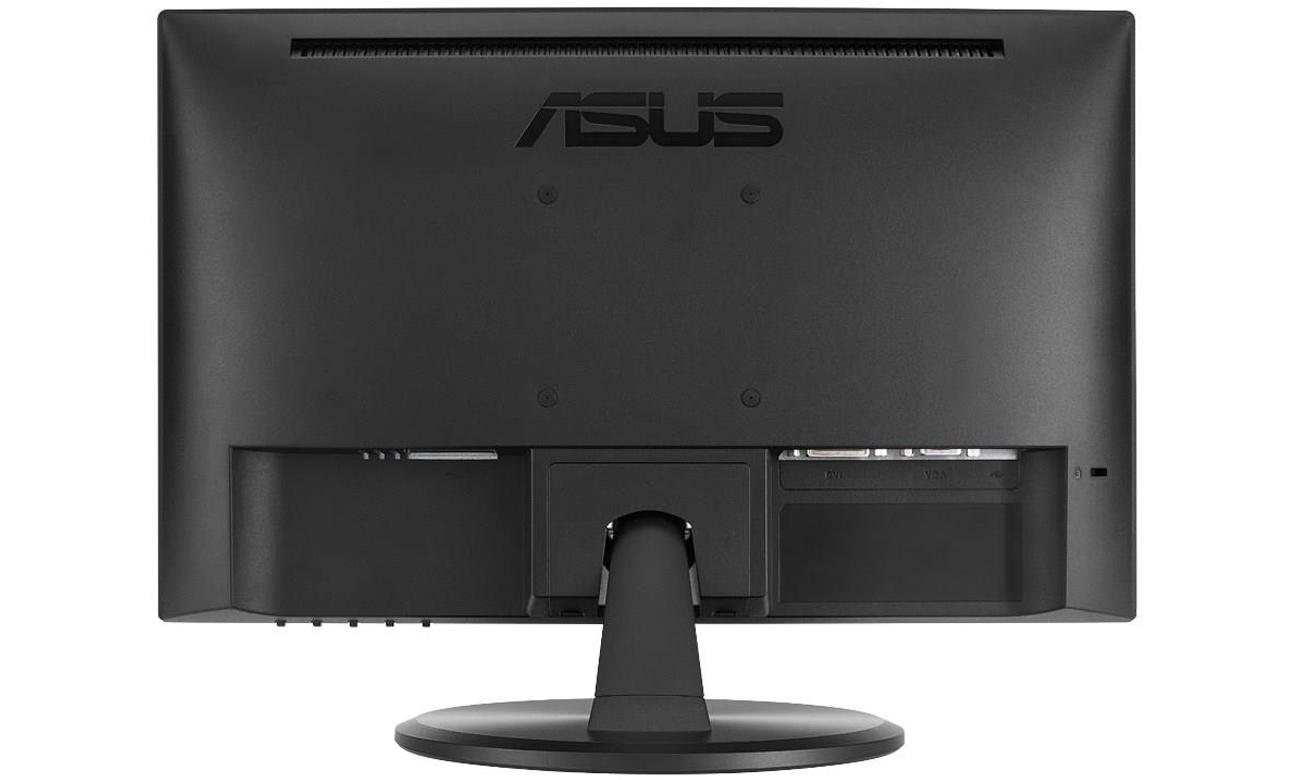 ASUS VT168N czarny Technologia SPLENDID