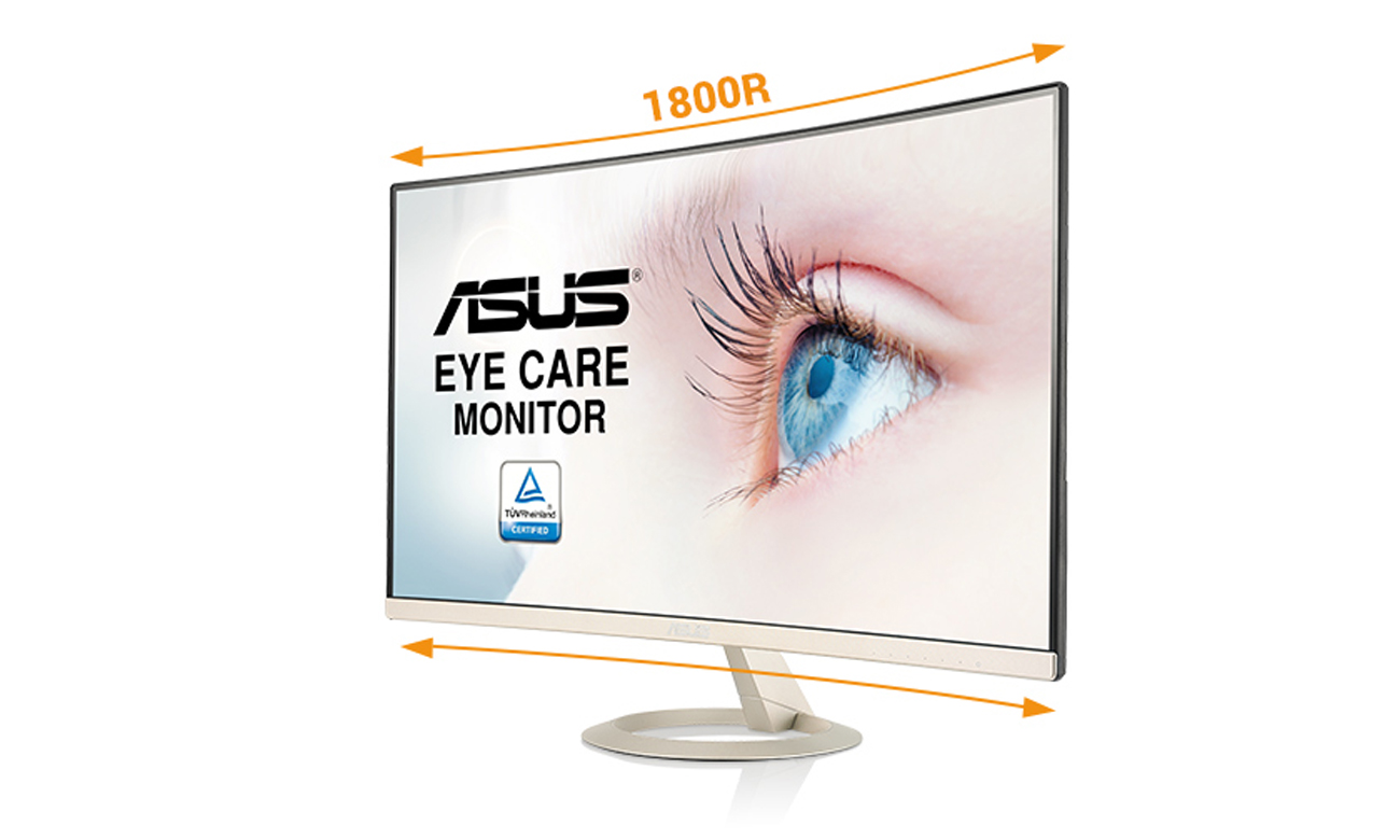 Monitor ASUS VZ27VQ Curved