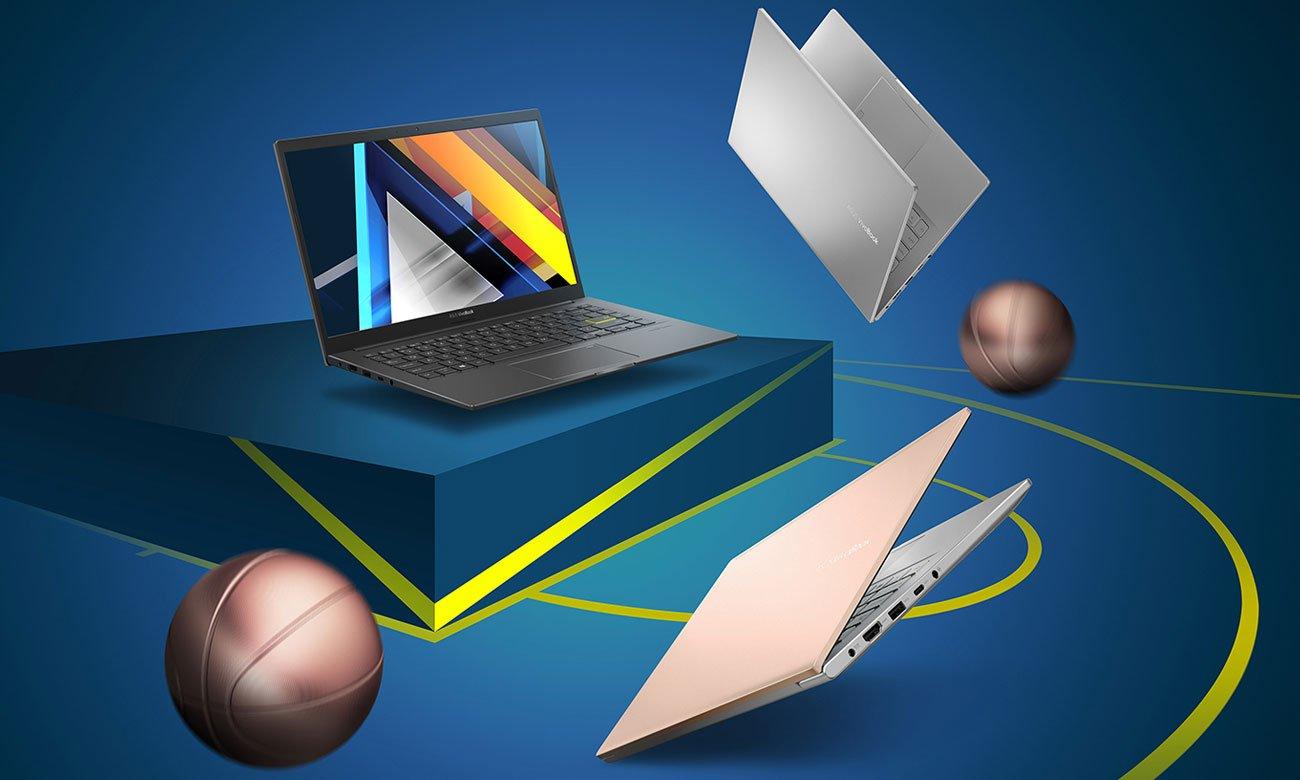 Laptop ultramobilny ASUS VivoBook 14 K413