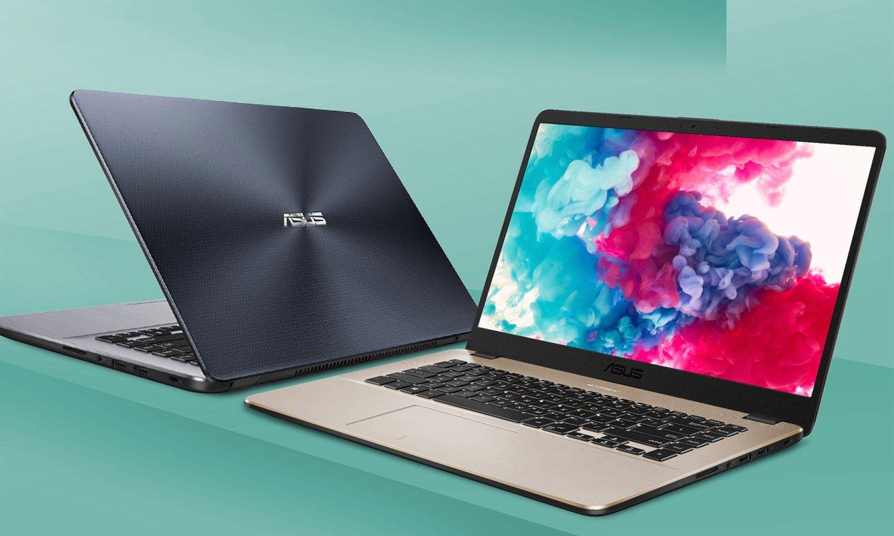 ASUS VivoBook 15 R504ZA Dostosowanie obrazu w zależności od rodzaju treści