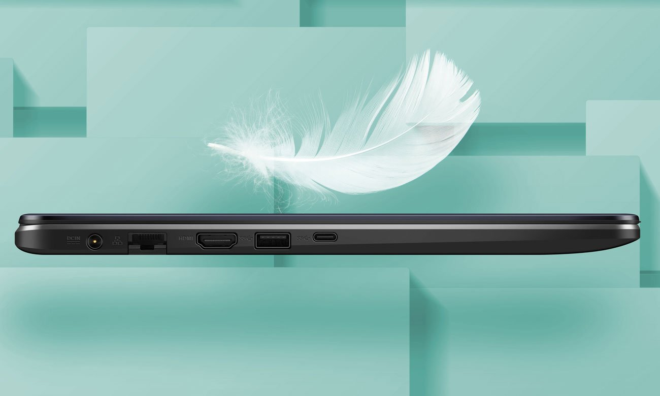 ASUS VivoBook 15 R504ZA Węższy i lżejszy