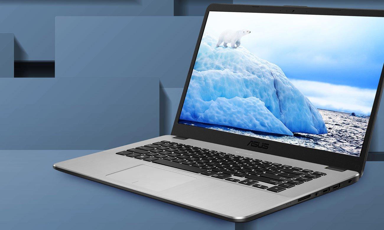 ASUS VivoBook 15 R504ZA Efektywny system chłodzenia ASUS IceCool