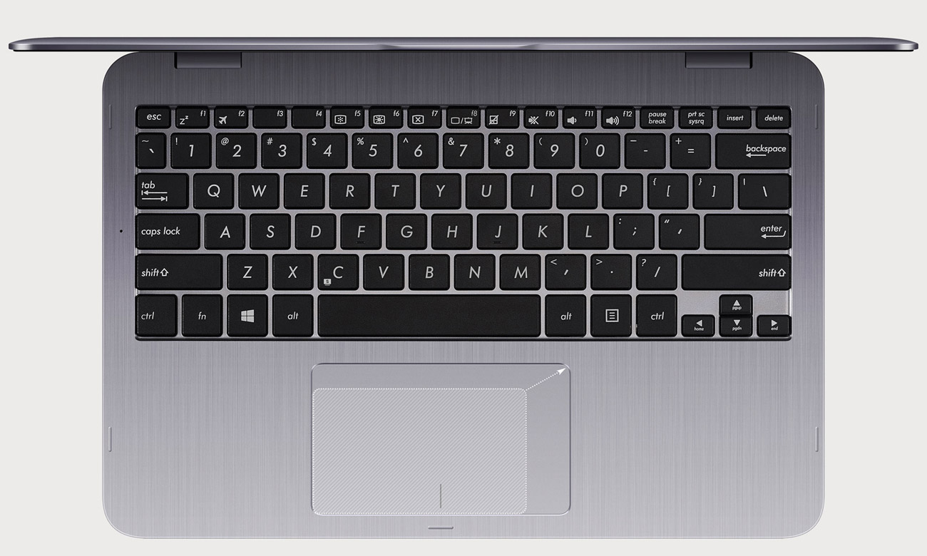 ASUS VivoBook Flip 12 TP203MAH precyzyjny touchpad, ergonomiczna klawiatura